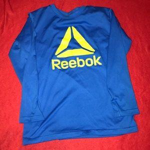 Reebok Boys Size Small (8-10)